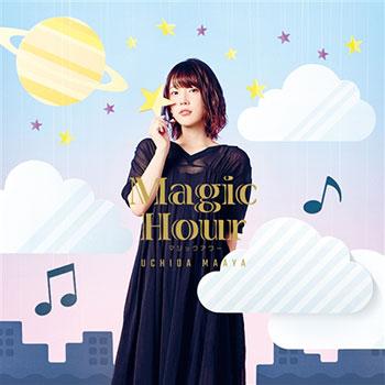 CD 内田真礼 / 「Magic Hour」 通常盤[ポニーキャニオン]《取り寄せ※暫定》