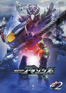 DVD 仮面ライダーアマゾンズ SEASON2 Volume2[東映ビデオ]《取り寄せ※暫定》