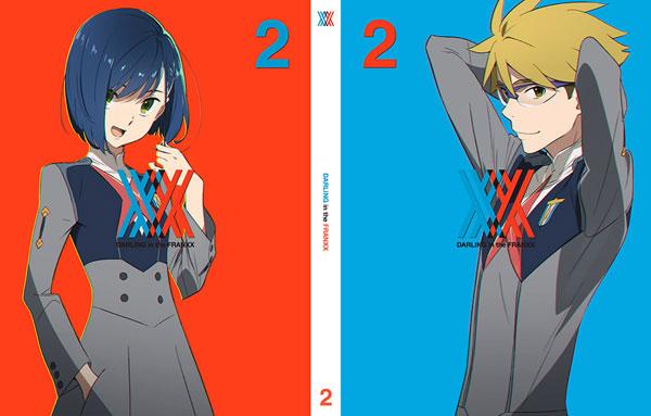 BD ダーリン・イン・ザ・フランキス 2 完全生産限定版