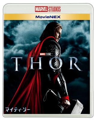 BD+DVD マイティ・ソー MovieNEX (Blu-ray Disc)[ウォルト・ディズニー・スタジオ・ジャパン]《取り寄せ※暫定》
