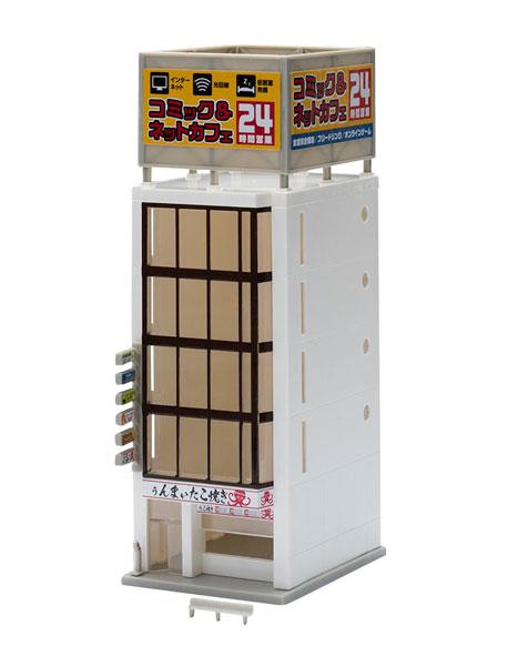 4243 商業ビルB(ホワイト)[TOMIX]《発売済・在庫品》