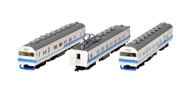 鉄道コレクション JR419系 (北陸本線・新塗装) 3両セットA[トミーテック]《発売済・在庫品》
