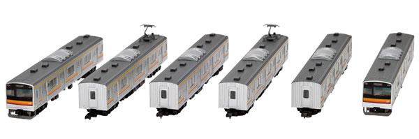 鉄道コレクション JR205系1200番代 南武線6両セット[トミーテック]《発売済・在庫品》