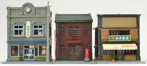 建物コレクション 157 商店街セットA[トミーテック]《発売済・在庫品》