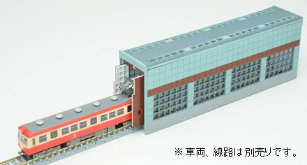 建物コレクション159 電車庫B[トミーテック]《07月予約》