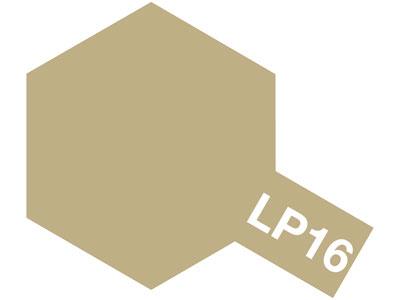 タミヤカラー ラッカー塗料 第2弾 LP-16 木甲板色[タミヤ]《発売済・在庫品》