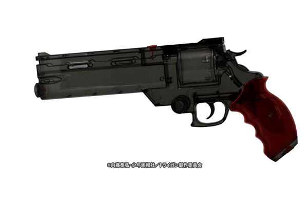 劇場版トライガン Badlands Rumble ヴァッシュの銃 ウォーターガン クリアブラック Ver.[フルコック]《発売済・在庫品》