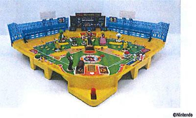 スーパーマリオ野球盤[エポック]《発売済・在庫品》