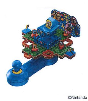 スーパーマリオ 大迷路ゲームDX ピーチ姫と5つの迷宮[エポック]《取り寄せ※暫定》