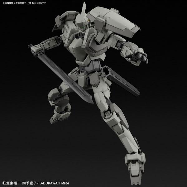 1/60 ガーンズバック (マオ機) Ver.IV プラモデル