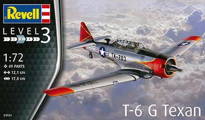 1/72 T-6G テキサン プラモデル[ドイツレベル]《取り寄せ※暫定》