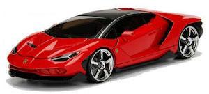 1/24 HyperSpec 2018 Lamborghini Centenario Glossy Red[Jada Toys]《在庫切れ》