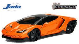 1/24 HyperSpec 2019 Lamborghini Centenario Lambo Orange[Jada Toys]《発売済・在庫品》