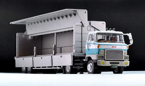 トミカリミテッドヴィンテージ ネオ LV-N167a 日野HE366 ウィングルーフトレーラ[トミーテック]《発売済・在庫品》