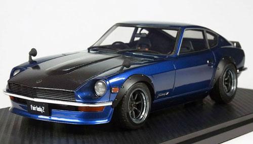 1/12 日産 フェアレディ Z (S30) Blue[イグニッションモデル]【同梱不可】【送料無料】《発売済・在庫品》