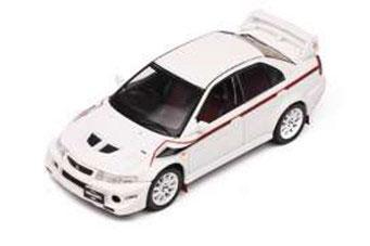 1/43 三菱 ランサー EVO 6 GSR 2000 Tommy Makinen limited edition White[TRIPLE 9 COLLECTION]《09月仮予約》