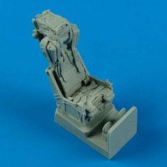 1/48 F-8 クルセーダー 射出座席(再販)[クイックブースト]《取り寄せ※暫定》
