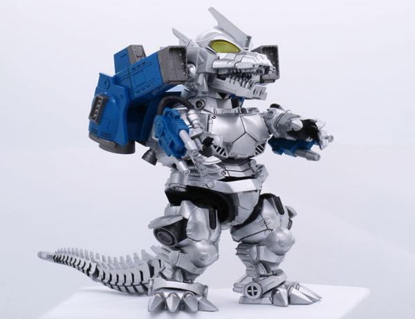 チビマルゴジラシリーズ No.5 メカゴジラ(3式機龍 重武装型) プラモデル[フジミ模型]《発売済・在庫品》