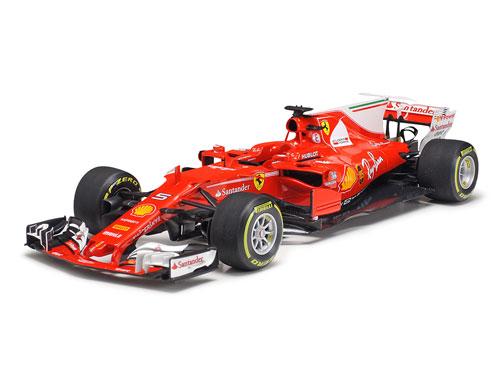 1/20 フェラーリ SF70H プラモデル[タミヤ]《在庫切れ》