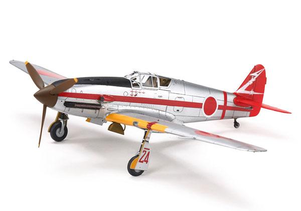 1/72 川崎 三式戦闘機 飛燕I型丁 プラモデル[タミヤ]《発売済・在庫品》