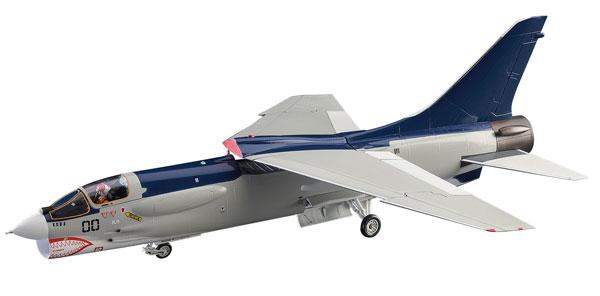 """1/72 「エリア88」F-8E クルーセイダー""""風間 真"""" プラモデル[ハセガワ]《発売済・在庫品》"""