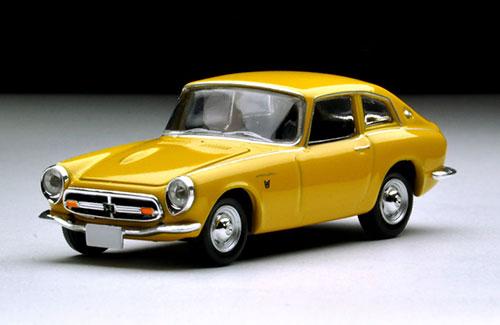 トミカリミテッドヴィンテージ LV-126e Honda S800 クーペ (黄)[トミーテック]《発売済・在庫品》