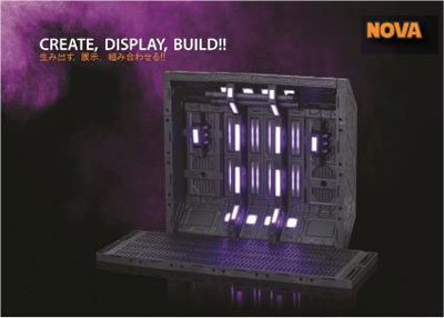 ザ・ユビキタス 「LEDライトスタジオキット」 (DDCUB-01+LED&USB セット)(再販)[ノヴァ]《取り寄せ※暫定》