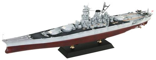 1/700 スカイウェーブシリーズ 日本海軍 戦艦 武蔵 レイテ沖海戦時 プラモデル[ピットロード]《在庫切れ》