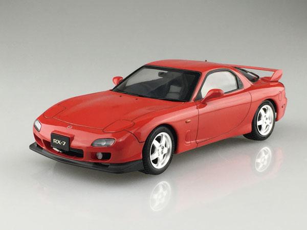 1/24 プリペイントモデル No.SP マツダ FD3S RX-7 '99(ビンテージレッド) プラモデル[アオシマ]《発売済・在庫品》