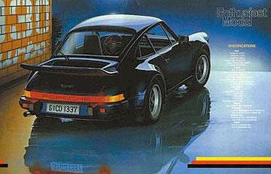 1/24 リアルスポーツカーシリーズ No.118 ポルシェ930ターボ'76 プラモデル[フジミ模型]《取り寄せ※暫定》