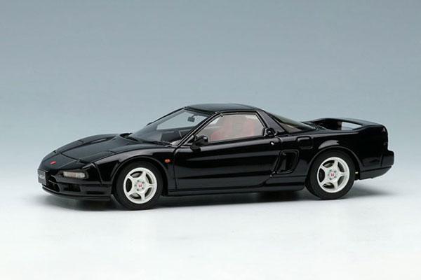 1/43 ホンダ NSX-R(NA1) 1992 ベルリナブラック[メイクアップ]【送料無料】《在庫切れ》