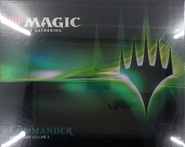 マジック:ザ・ギャザリング Commander Anthology Volume II 英語版[Wizards of the Coast]《在庫切れ》