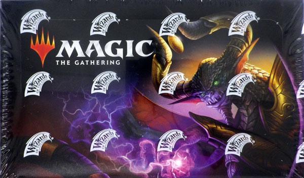 マジック:ザ・ギャザリング 基本セット2019 ブースターパック 日本語版 36パック入りBOX[Wizards of the Coast]《発売済・在庫品》