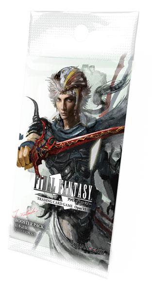 ファイナルファンタジー トレーディングカードゲーム FF-TCG Opus VI ブースターパック日本語版 36パック入りBOX[ホビージャパン]《在庫切れ》