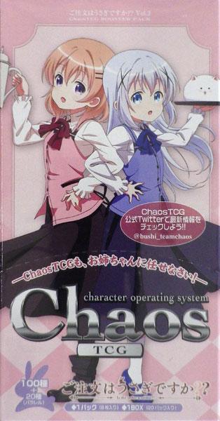 【特典】ChaosTCG ブースターパック ご注文はうさぎですか?? Vol.2 16BOX入りカートン[ブシロード]【同梱不可】【送料無料】《在庫切れ》