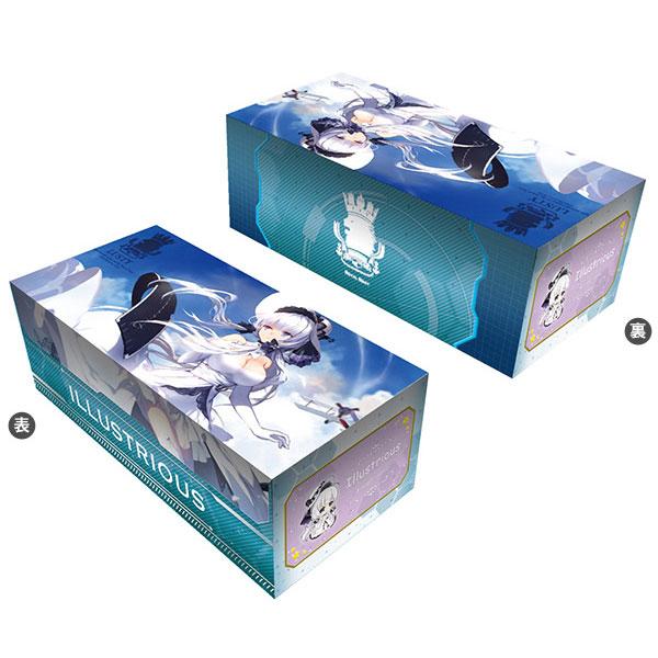 キャラクターカードボックスコレクションNEO アズールレーン 「イラストリアス」[ブロッコリー]《08月予約》