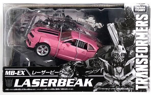 トランスフォーマー MB-EX レーザービーク(サイバトロンサテライト、ワンダーフェスティバル2017[夏]限定)