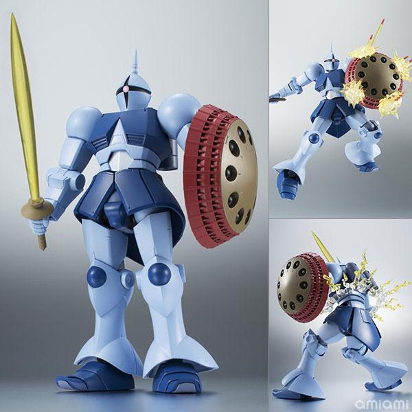 【キャンペーン特典】ROBOT魂 〈SIDE MS〉 YMS-15 ギャン ver. A.N.I.M.E. 『機動戦士ガンダム』[BANDAI SPIRITS]《発売済・在庫品》