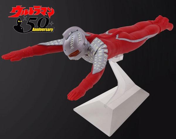 ウルトラマン50周年記念 飛行ポーズシリーズ02 ウルトラセブン 完成品フィギュア