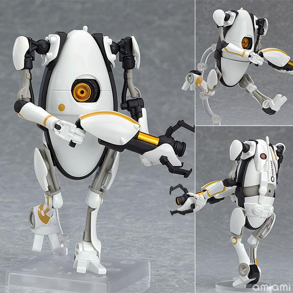 ねんどろいど Portal2 P-Body[グッドスマイルカンパニー]《09月予約》