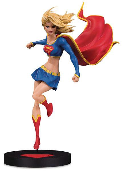 『DCコミックス』 DC スタチュー 「デザイナーシリーズ」スーパーガール By マイケル・ターナー[DCコレクティブル]【送料無料】《発売済・在庫品》