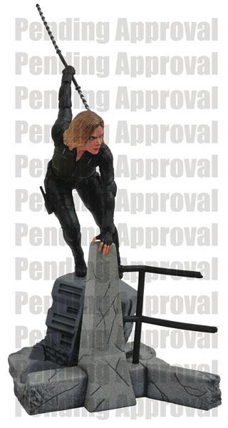 『アベンジャーズ/インフィニティ・ウォー』PVCスタチュー マーベル・ギャラリー ブラック・ウィドウ