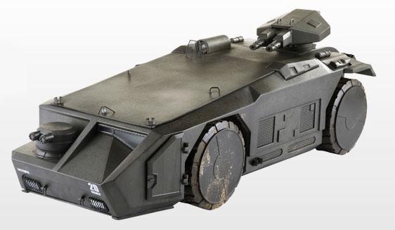 『エイリアン2:コロニアルマリーンズ』1/18スケール ハイヤトイズ ビークル 装甲兵員輸送車 M577-APC