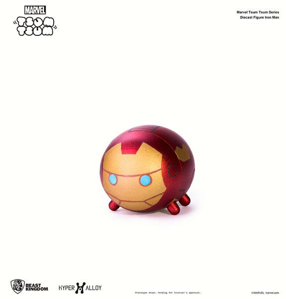 『マーベル ツムツム』 メタル・フィギュア アイアンマン