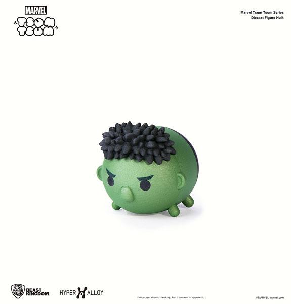 『マーベル ツムツム』 メタル・フィギュア ハルク[ビーストキングダム]《在庫切れ》