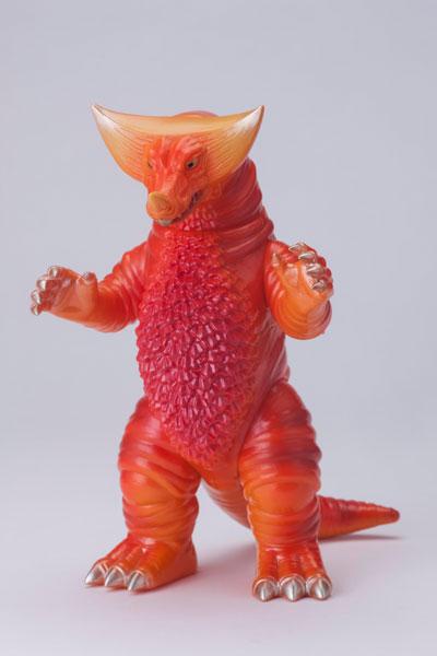 怪獣郷ソフビシリーズ 古代怪獣 ゴモラ (レイオニックバースト) 一般流通 『大怪獣バトル』より