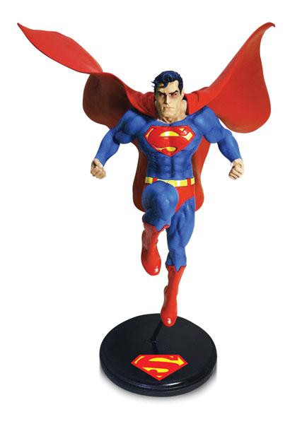 『DCコミックス』 [DC スタチュー] 「デザイナーシリーズ」スーパーマン By ジム・リー