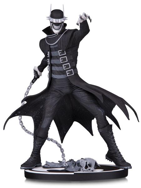 『DCコミックス』 [ブラック&ホワイト] バットマン(フー・ラフス版) By グレッグ・カプロ