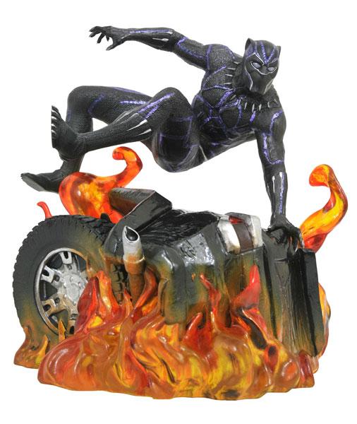 『ブラックパンサー』PVCスタチュー [マーベル・ギャラリー] ブラックパンサー(バージョン2)