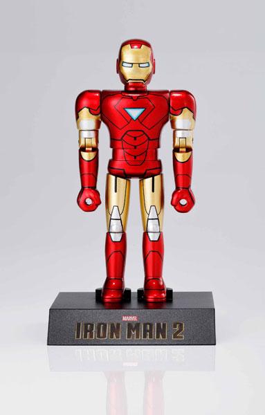 超合金HEROES アイアンマン マーク6 『アイアンマン2』[BANDAI SPIRITS]《発売済・在庫品》